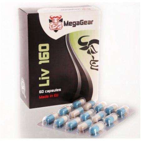 Liv 160 от Mega Gear е професионална хранителна добавка от Xenobg