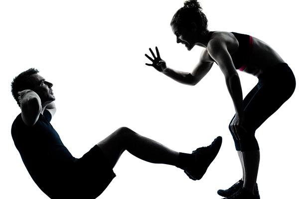 тренировки с персонален треньор