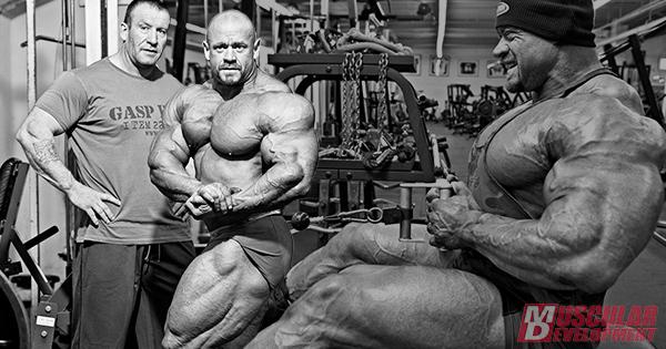 12 правила на Дориан Йейтс за изграждане на мускули
