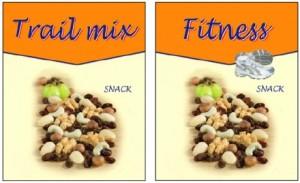 Фитнес храните ни правят дебели
