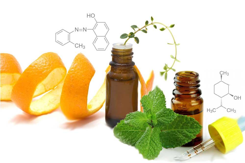 Инхалациите с масло от портокал или мента подобряват издържливостта по време на физическо натоварване
