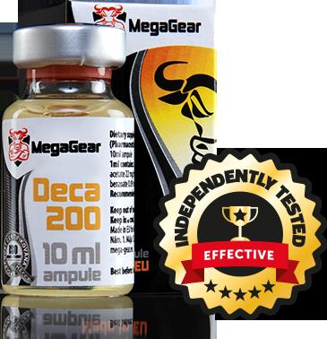 Deca 200 от MegaGear и Xenobg ксеноандрогени