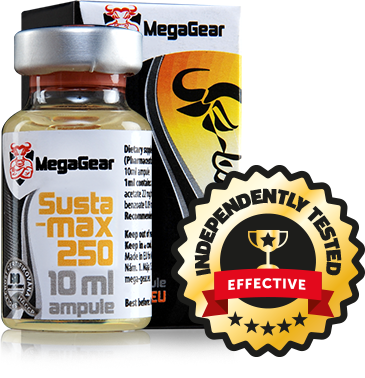 Susta-max 250 от MegaGear и Xenobg ксеноандроген